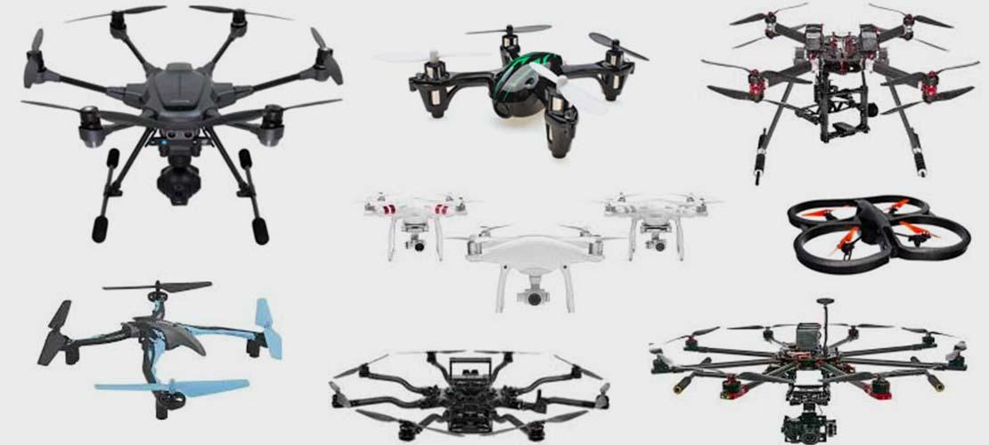 Drones & Vehículos inteligentes