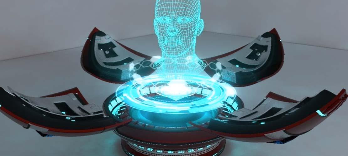 Holograma Proyectores y Displays