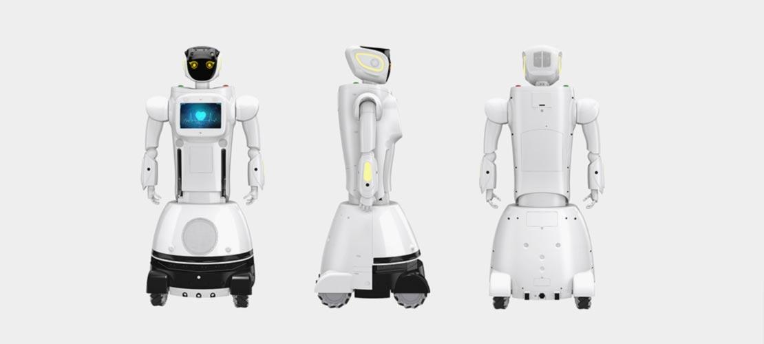 Robots de Servicio a Domicilio