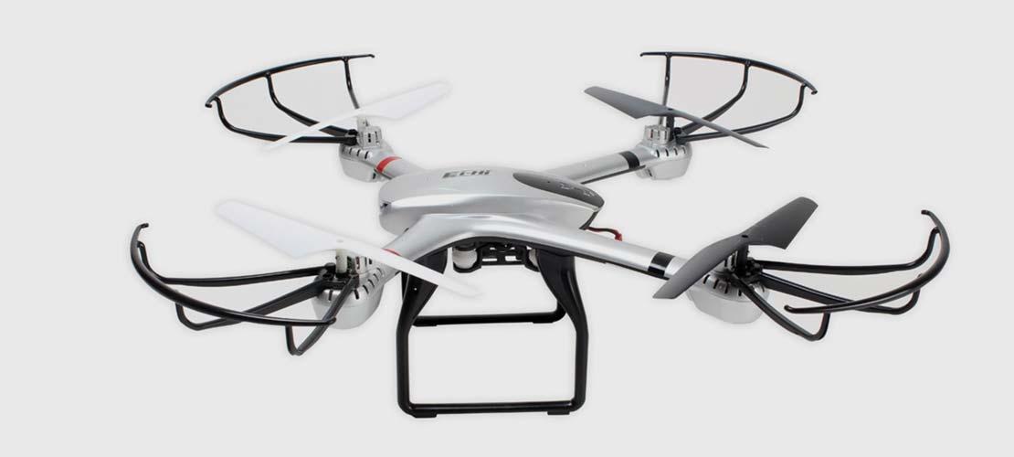 Drones Cuadricópteros