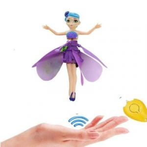 Flying hadas púrpura controlador