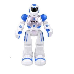 sensor de gestos robot azul