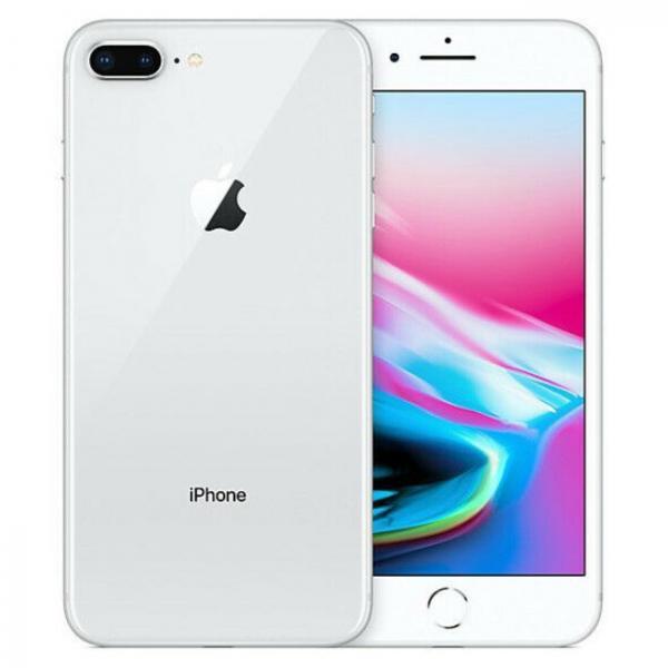 Apple iPhone 8 Plus 256 plata