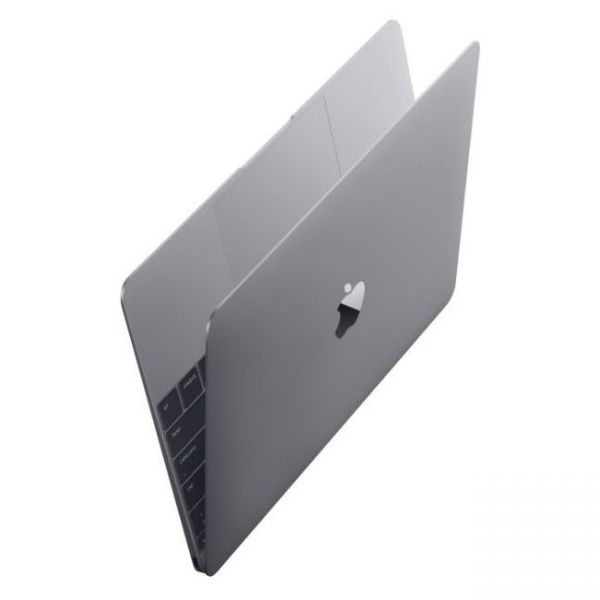 Apple MacBook 12'' usado gris