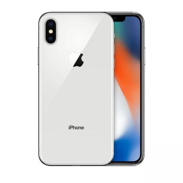 Apple iPhone X 256 – plata