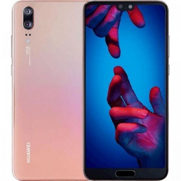 Huawei P20 128 Dual usado rosa