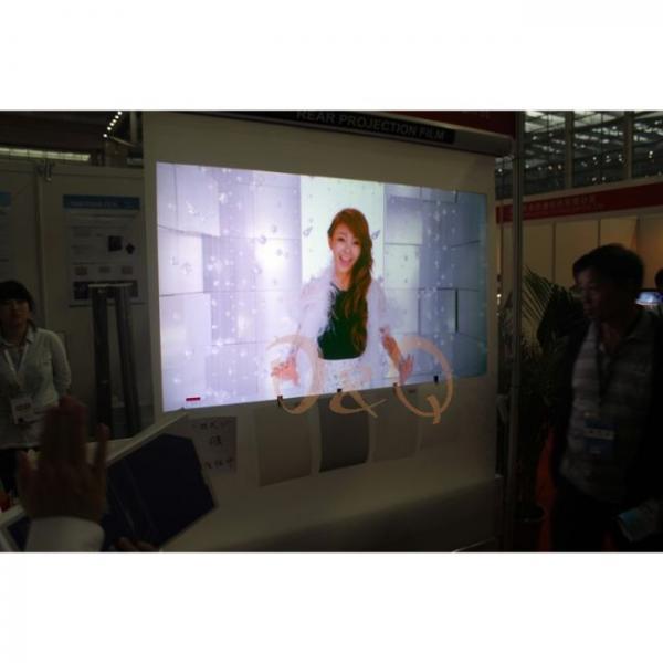 3d film de proyección holográfica pantalla