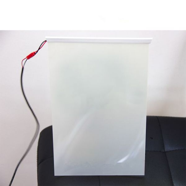 lámina de ventana inteligente
