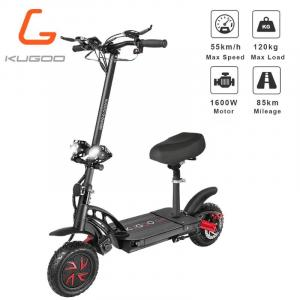 KUGOO G-BOOSTER Scooter Eléctrico Plegable