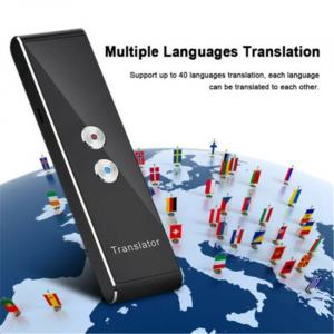 Traductor en tiempo real de 40 idiomas