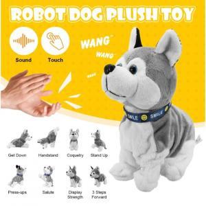 Juguete inteligente para perros que interactúa con el sonido