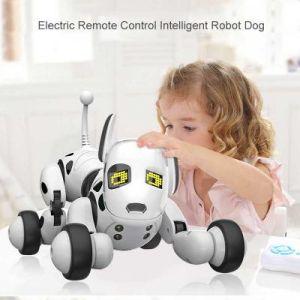 perro robot programable de inteligencia artificial