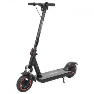 Scooter eléctrico plegable fácil - vista frontal