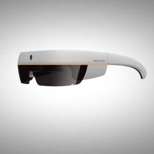 Gafas de alta velocidad conectadas con 4G y bluetooth.