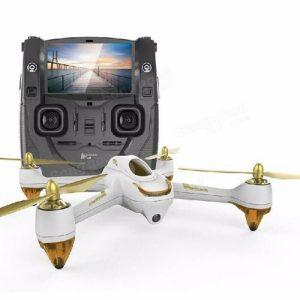 Dron Hubsan H501S con cámara Full HD y cardán de 3 ejes