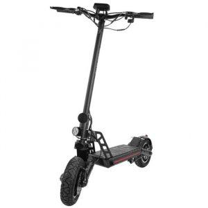 scooter eléctrico de alta velocidad con alto kilometraje
