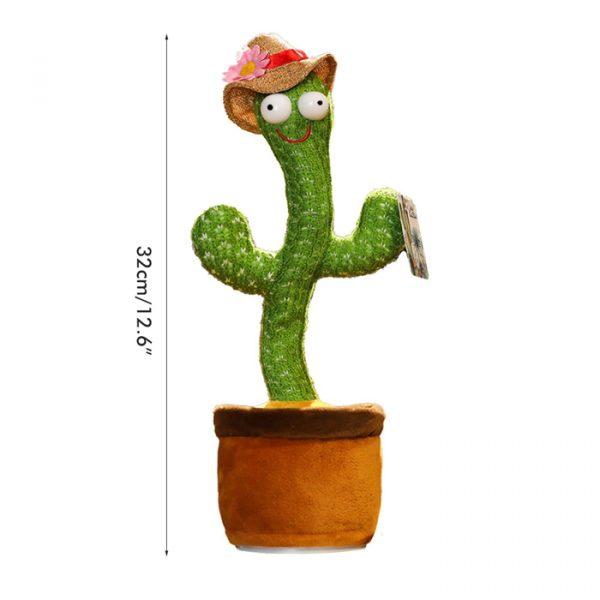 dimensiones de cactus que hablan y bailan