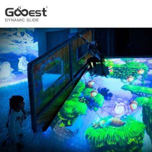 diapositiva interactiva innovadora sobre el medio ambiente verde