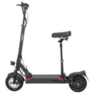 scooter eléctrico plegable con asiento